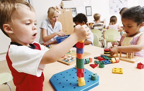Toddler Daycare Program - Brass Ring Learning Centers