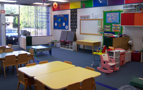 Bethel Park Preschool Program - Brass Ring Learning Centers