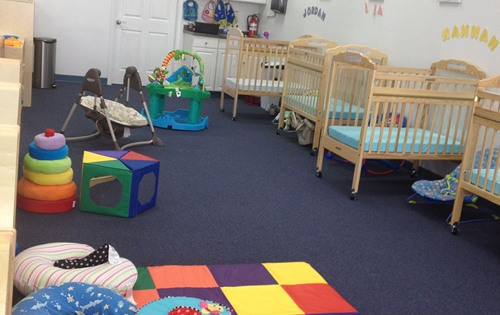 Bethel Park Infant Child Care - Brass Ring Learning Centers