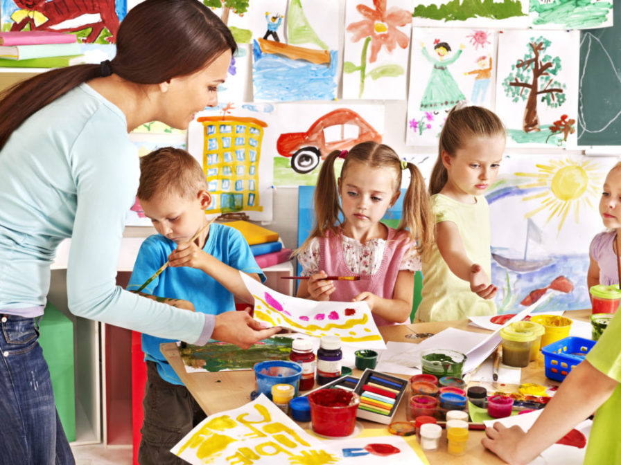 Our Child Care Teacher make the difference!